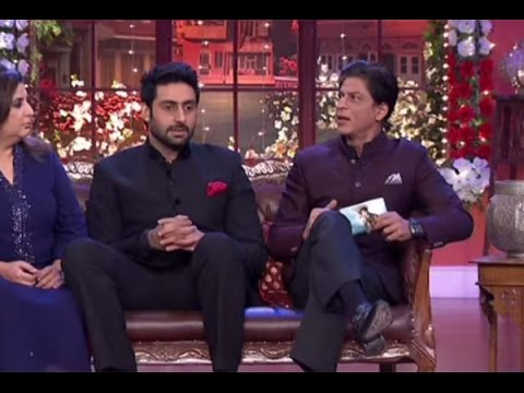 Shahrukh Khan – Angry on Comedy Nights With Kapil TV Show   New Bollywood Movies News 2014