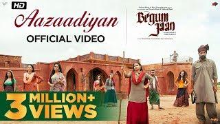 Nonton Aazaadiyan | Begum Jaan | Sonu Nigam | Rahat Fateh Ali Khan | Anu Malik | Vidya Balan Film Subtitle Indonesia Streaming Movie Download