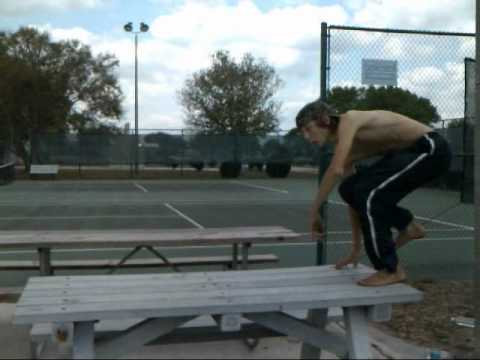 Parkour and Freerunning ToM
