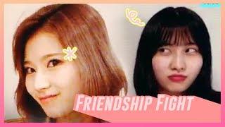 Video [繁中/Eng] TWICE Sana Momo鬥氣合集|SaMo Friendship Fight MP3, 3GP, MP4, WEBM, AVI, FLV Maret 2019
