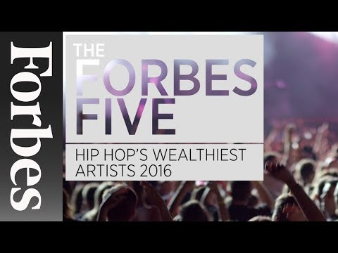 5 Richest Hip-Hop Artists Worth $2.2B Combined