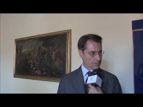 3° Festival dell'Industria e dei Valori d'Impresa - Intervista a Roberto Sommella autore del libro