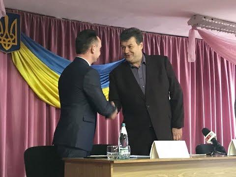 Юрий Денисовец - новый председатель Коростышевской райгосадминистрации