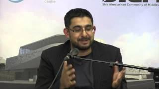03- Muharram 1436 3rd Night Towards Godliness - Islam as a means not an end