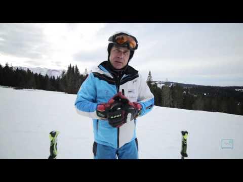 Technika lyžovania: Časť 5 – Carvingové oblúky
