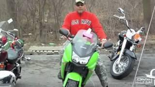 9. Kawasaki 650R 2008