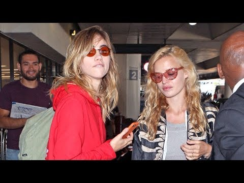 Suki Waterhouse And Georgia May Jagger Look EXHAUSTED After Cara Delevingne's Birthday Bash