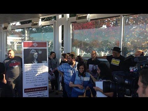 ΗΠΑ: Διαμαρτυρία για την απέλαση της Ρασμέα Οντέ