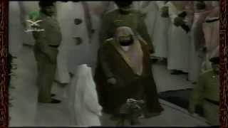 صلاة المغرب 4 رمضان 1423هـ للشيخ عبدالرحمن السديس