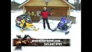 8. 2 stroke vs 4 stroke Snowmobiles