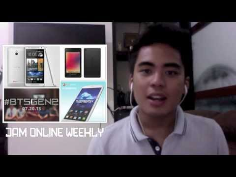 MyPhone Iceberg, HTC One Mini, Nexus 7 2013 & #BTSGen2 - Jam Online Weekly