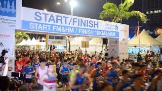 Nonton The 2016 Standard Chartered Kl Marathon 21km Take Off   2   Film Subtitle Indonesia Streaming Movie Download