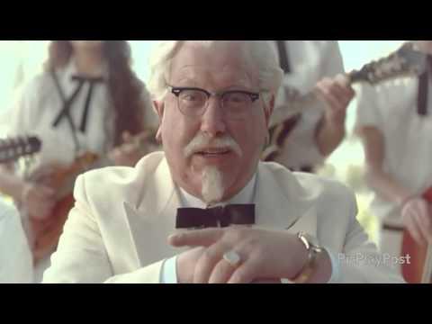 Kfc Commercial 2015 Creepy 2 Funny: KFC Com...