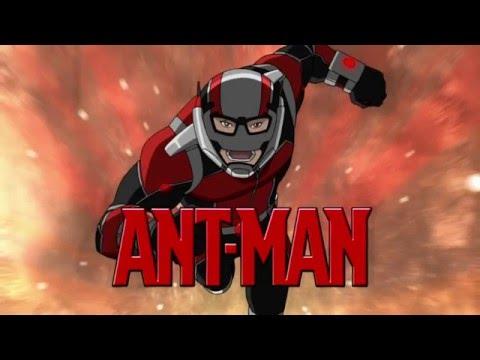 Великий Человек-паук - Человек-Муравей - Сезон 3 Серия 18 | Marvel (видео)