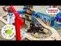 Download Video Thomas and Friends | Thomas Train Fun Toy Trains for Kids Leap and Splash Dolphin Rescue