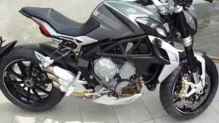10. 2014 MV Agusta Brutale 800 Dragster 125 Hp 200+ Km/h 124+ mph * see also Playlist