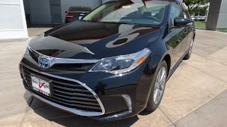 Welcome to X Rides Cars! Today let's take a look at the 2016 Toyota Avalon Hybrid Limited. You can take a look at this vehicle briefly in this video. Dublin ...