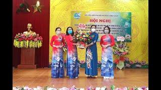 Hội LHPN phường Vàng Danh gặp mặt kỷ niệm 91 năm thành lập Hội LHPN Việt Nam