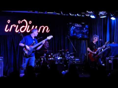 tr3 - TR3 welcomes Maisie Lynne into the world and then jams out Led Zeppelin's Kashmir live at the Iridium in NYC.