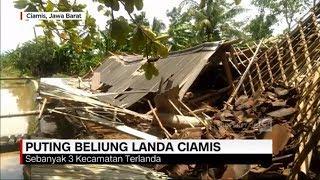 Video Angin Puting Beliung Landa Ciamis MP3, 3GP, MP4, WEBM, AVI, FLV Februari 2019