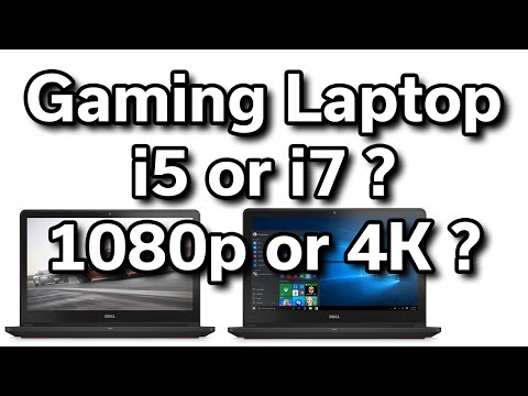 , title : 'Best Dell Gaming Laptop?  1080p vs 4k - i5 vs i7 - $800 vs $1,000 - What should you buy?'