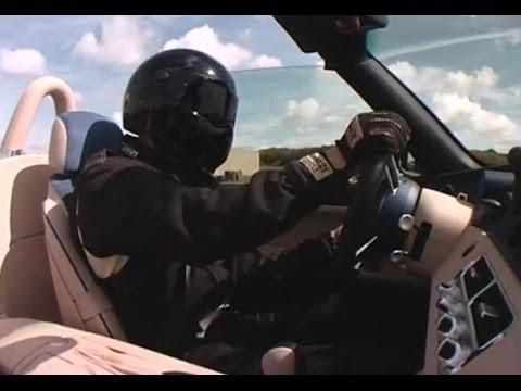 Black Stig Tests The Alpina Z8 Roadster On Top Gear