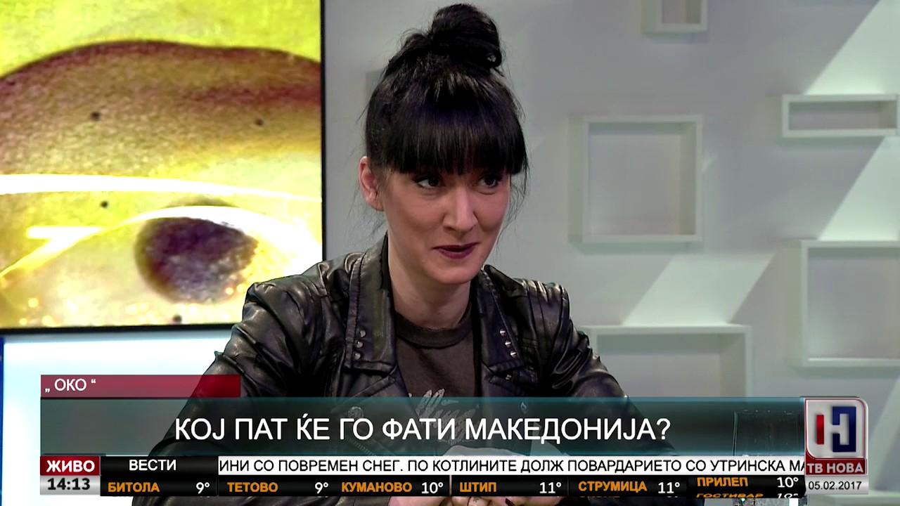 ОКО: Кој пат ќе го фати Македонија?