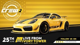 The Crew 2 #LivefromIVT – Anniversary Livestream | Ubisoft [NA] by Ubisoft