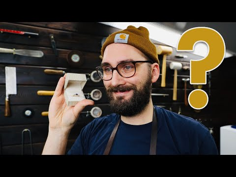 How I Became A Goldsmith (and how you can too!)