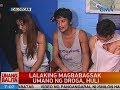 UB: Pamilyang tulak umano ng droga at ginawang drug den ang bahay nila, arestado sa Caloocan