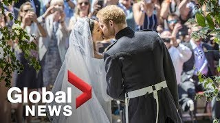 Video Royal Wedding FULL ceremony of Prince Harry and Meghan Markle MP3, 3GP, MP4, WEBM, AVI, FLV Januari 2019
