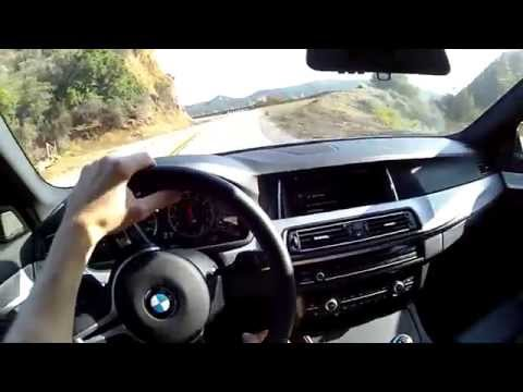 2014 BMW M5 Competition Package – WR TV POV Test Drive