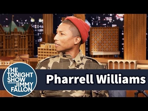 Pharrell Williams Wishes David Blaine Worked His Magic on the Election (видео)