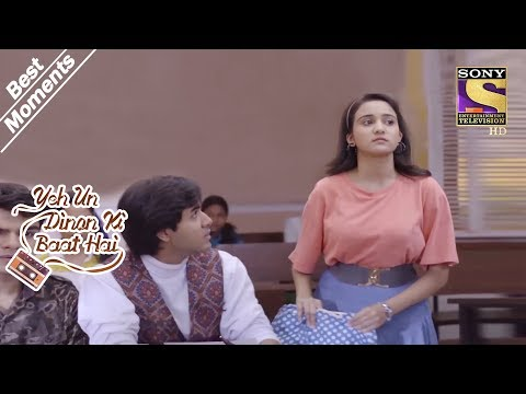 Yeh Un Dinon Ki Baat Hai | Naina Urges To Sit With Sameer | Best Moments