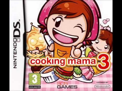 Cooking Mama 3 Music - Time To Cook It