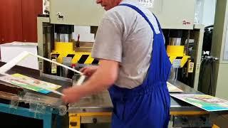 Jigsaw Puzzle Hydraulic Press Machine youtube video