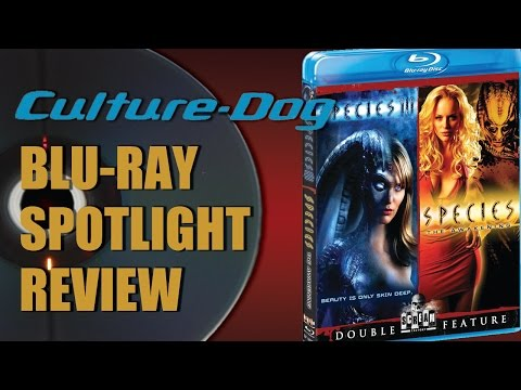 Blu-Ray Review: Species III / Species: The Awakening (2004/2007) [Scream Factory]
