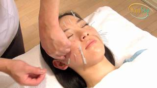 美容鍼灸のパイオニア北川毅が実際に施術する本当の美容鍼灸