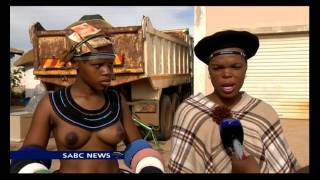 The festive period holds huge significance for many Ndebele maidens. And villages overflow with visitors. It is the preferred time for traditional ceremonies.
