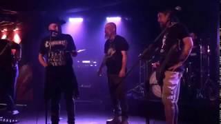 Video TENDR křest CD Civilizační strach Barrák Ostrava 2017-10-19