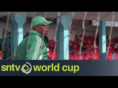Confident Looking Nigeria Aim for World Cup Victory