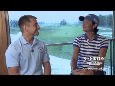 Stockton Golf Classic, An Interview with LPGA Professional Laura Diaz