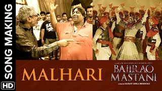 Video Making of Malhari | Bajirao Mastani | Ranveer Singh MP3, 3GP, MP4, WEBM, AVI, FLV Juni 2019