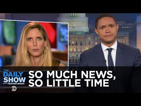 So Much News, So Little Time - Obama on Wall Stree