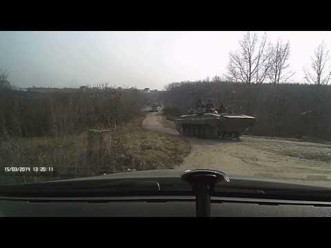 Украина подтягивает свои войска к границе с РФ