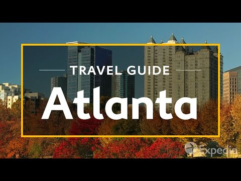 atlanta - Atlanta, Georgia, is located near the Southern end of the Appalachian Mountains. It's known as the 'the city in a forest' thanks to its lush canopy of trees....