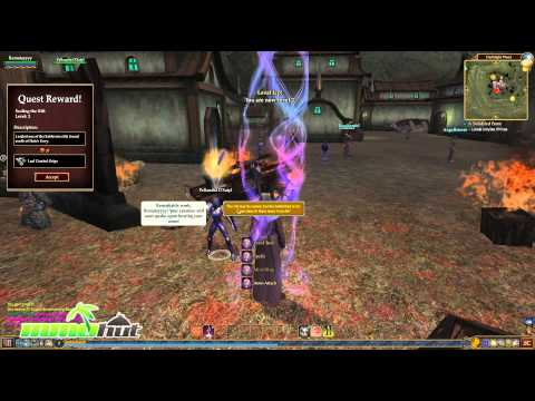 Everquest II Gameplay – First Look HD [Free to Play]