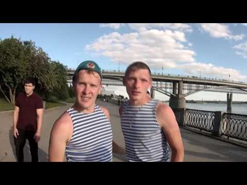 Лев Против Новосибирск(совместно с Трезвыми Дворами) 8 - День ВДВ