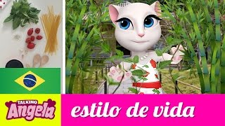 Talking Angela - Horta Caseira
