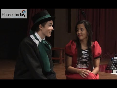 Victorian London comes to Phuket in BISP's annual musical